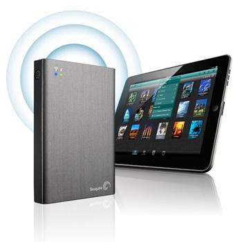 Wireless Plus External Hard Drive