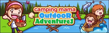 Camping Mama:Outdoor Adventures