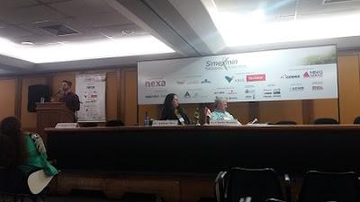 Serviço Geológico do Brasil apresenta resultados de sensoriamento remoto e geofísica no Simexmin 2018