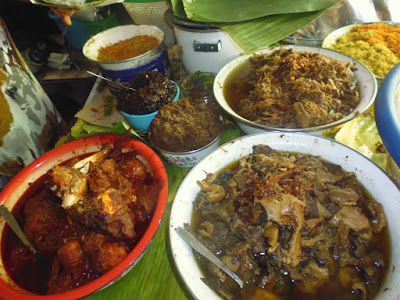 Nasi Krawu legendaris