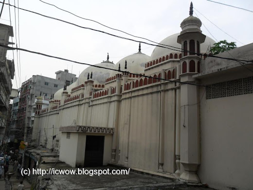 Kartalab Khan's Mosque,Old Dhaka