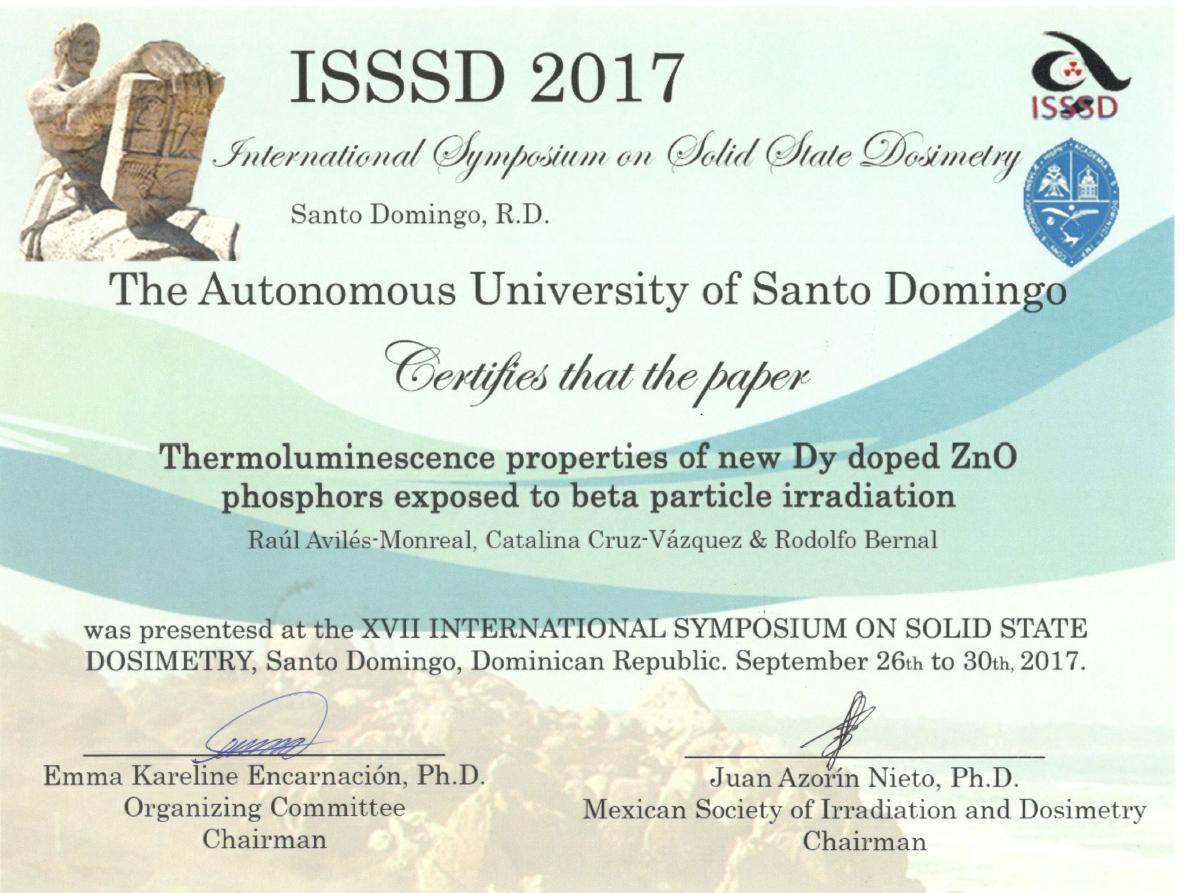 Dosimetro thermoluminescence dating