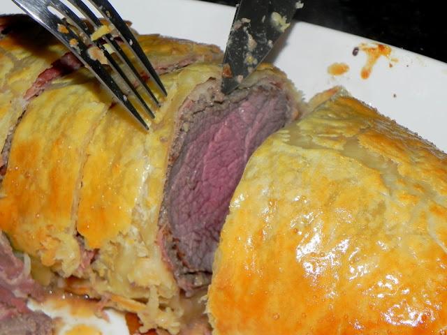 carne file mignon wellington