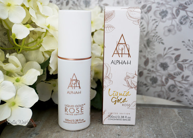 Alpha H Liquid Gold Rose Toner | bellanoirbeauty.com