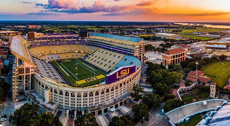 Какой самый большой стадион