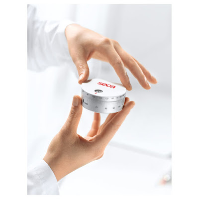 Cinta ergonomica para medir circunferencias seca 203 manos