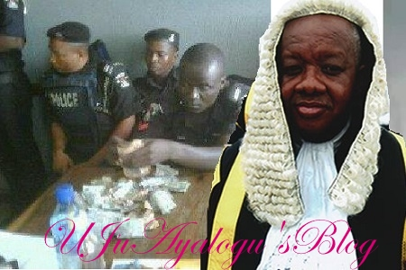 Police, Judges Top List Of Official Bribe Takers In Nigeria; ...See Full Ranking As Released By NBS