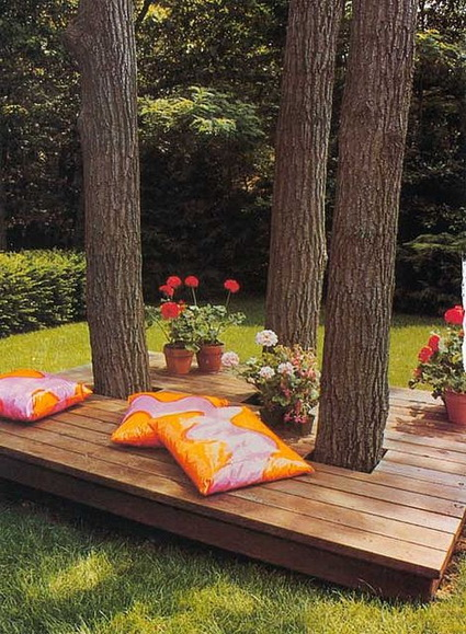 deck and patio ideas for small backyards on a budget 8