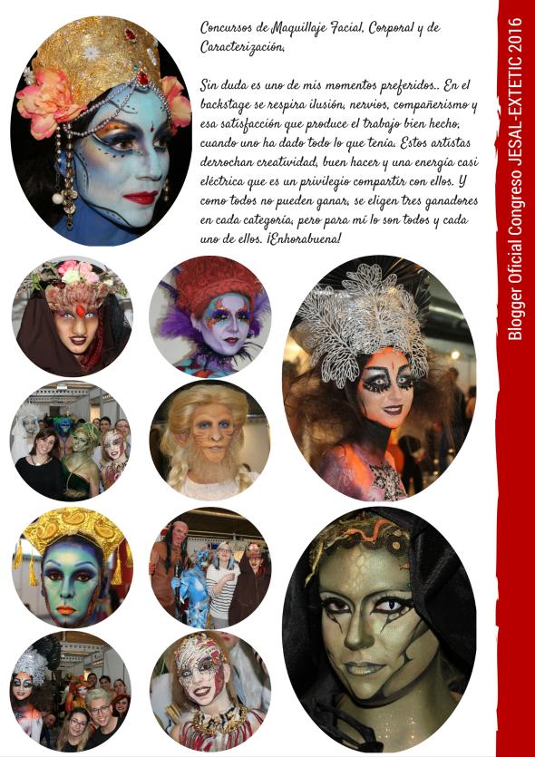 blogger oficial en jesal extetic concursos maquillaje 2016