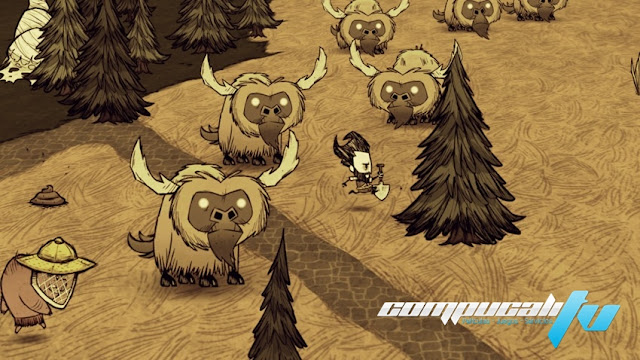 Don't Starve Reign of Giants PC Full Español