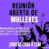 📣 Reunión Aberta de Mulleres, Preparación actos 25N | 14nov