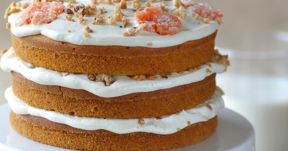 Really Carroty Carrot Cake