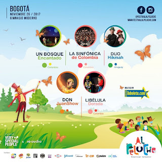 Festival Infantil: AL PELUCHE 2017 2