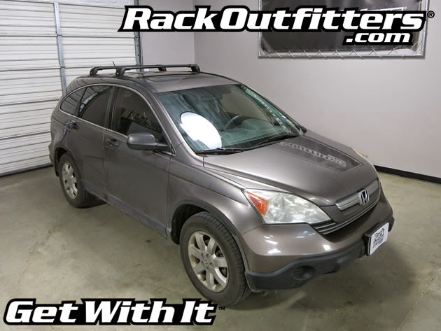 2007 2011 Honda Cr V Crv Crossbars For Roof Rack .html ...