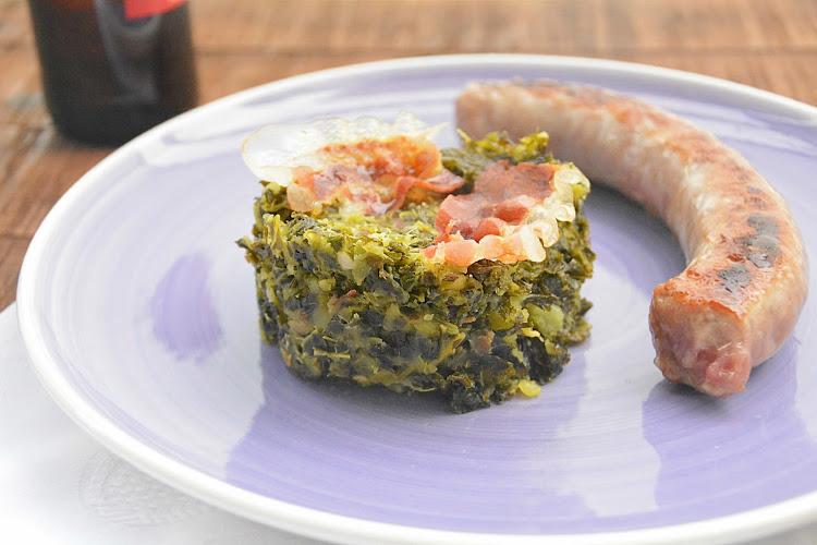 Trinxat de col kale