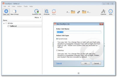 Screenshot GoodSync Enterprise 10.7.5.5 Full Version
