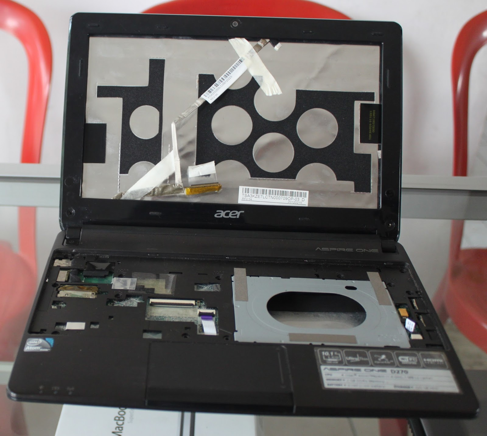 Casing Acer Aspire One 722 Product Reviews Check Engsel Ao722 Jual D270