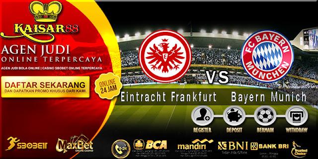 Prediksi Bola Jitu Eintracht Frankfurt vs Bayern Munich 13 Agustus 2018