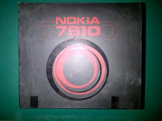 Dus Nokia 7610 Seken