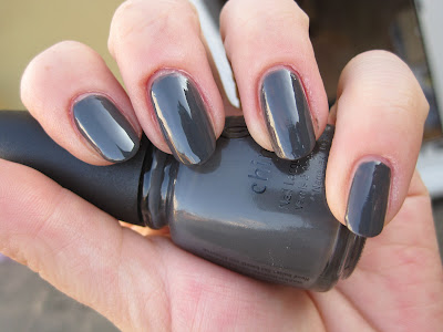 China Glaze Concrete Catwalk