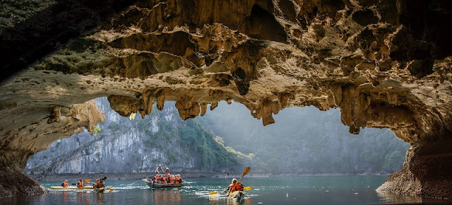 Everything About Halong Bay World Natural Heritage 2
