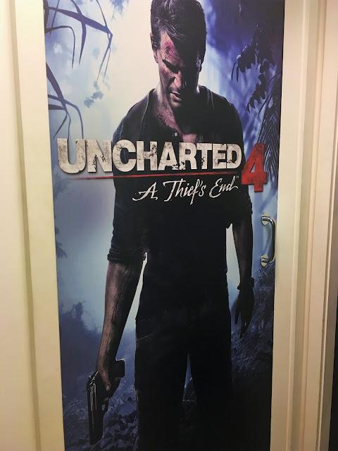Porta da Sala Uncharted 4 - Escape 60