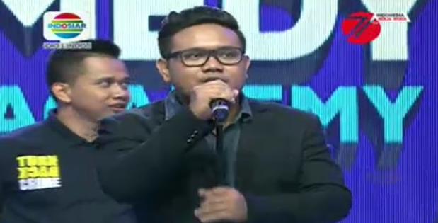 Peserta Stand Up Comedy Academy 2 yang Gantung Mik Tgl 21 Agustus 2016
