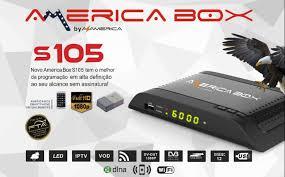 AZAMERICA - - AZAMERICA ATUALIZAÇAO AMEICABOX%2BS105