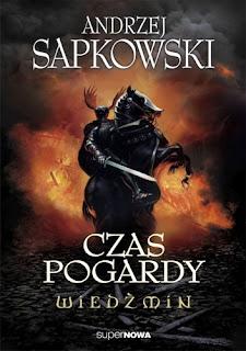 Czas pogardy – Andrzej Sapkowski