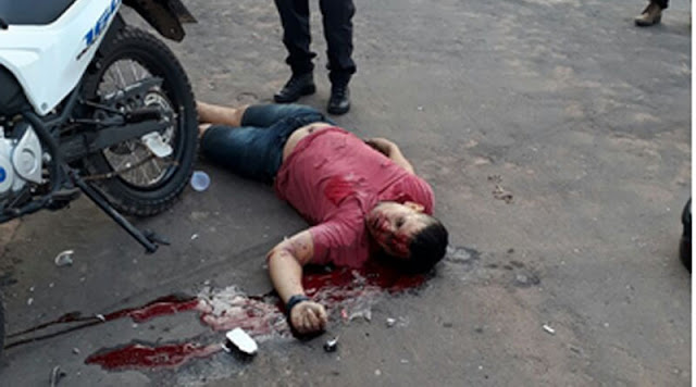 Soldado do Exército morre em acidente de trânsito