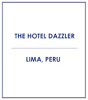 hotel dazzler lima review