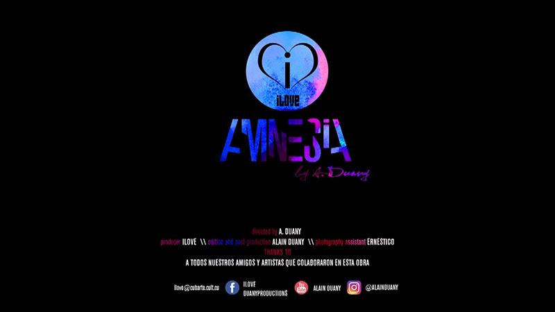 iLove - ¨Amnesia 2.0¨ - Videoclip - Dirección: Alain Duany. Portal Del Vídeo Clip Cubano - 10