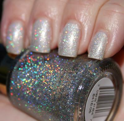 Sasha Says Nails I M A Manicure Momma Revlon Holographic Pearls