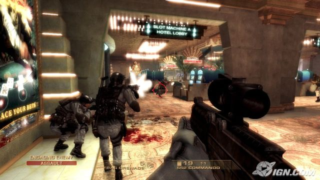 Download Tom Clancy's Rainbow Six: Vegas Full Version Free