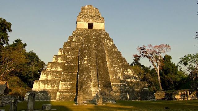 Tikal, Historical and Archaeological Site, Guatemala