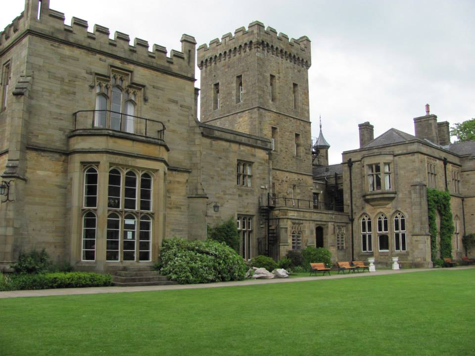 The Country Diary of a Lady: Capernwray Hall Bible School