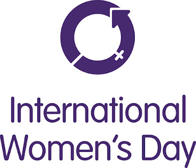 International Weomen's Day logo