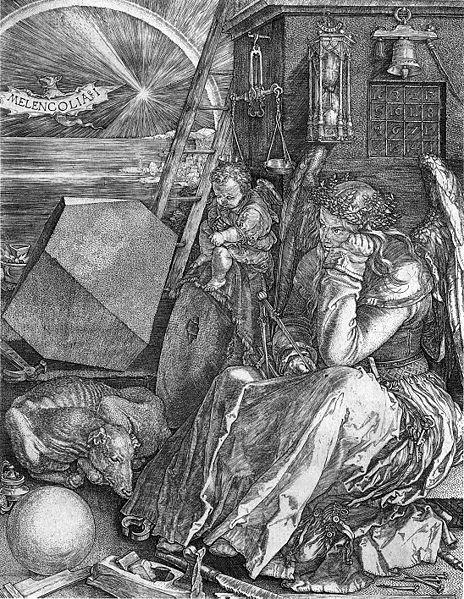 Quadrato magico - Melancolia