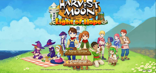 Free Download Harvest Moon Light of Hope APK + OBB 1.0.0 Android
