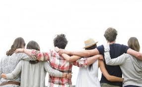 Des amis amusants contribuer à réduire la dépression
