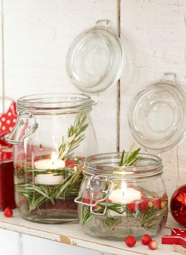 Como Decorar Con Velas En Navidad Mas Chicos - Ideas-para-decorar-velas