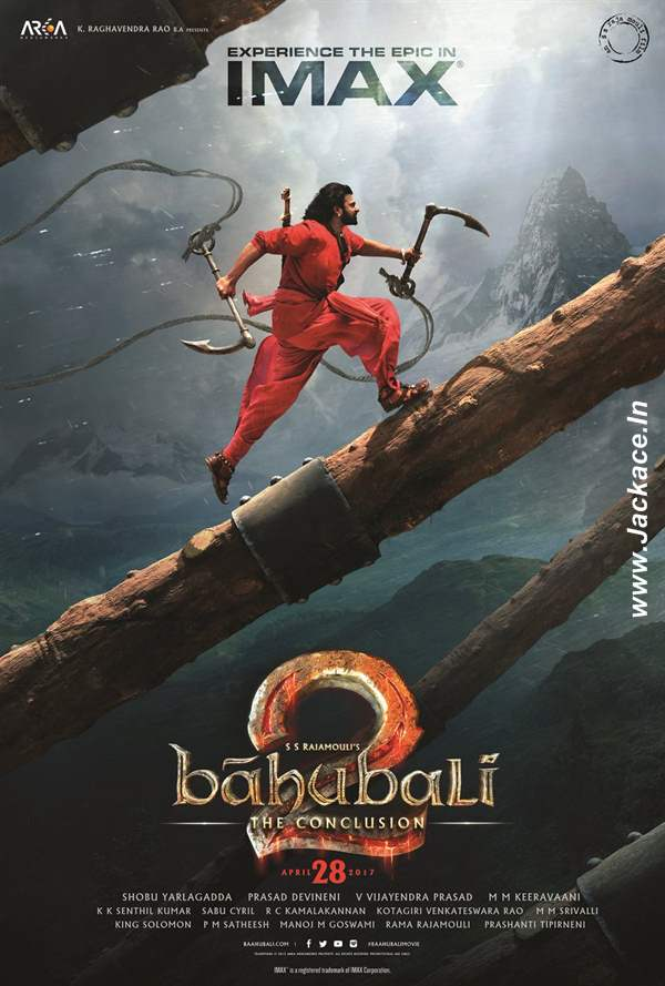 Baahubali 2: The Conclusion First Look Poster  10