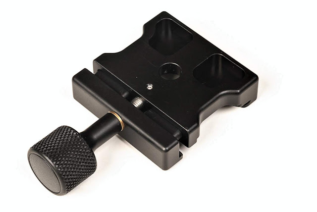 Hejnar PHOTO F562b Quick Release Clamp bottom view