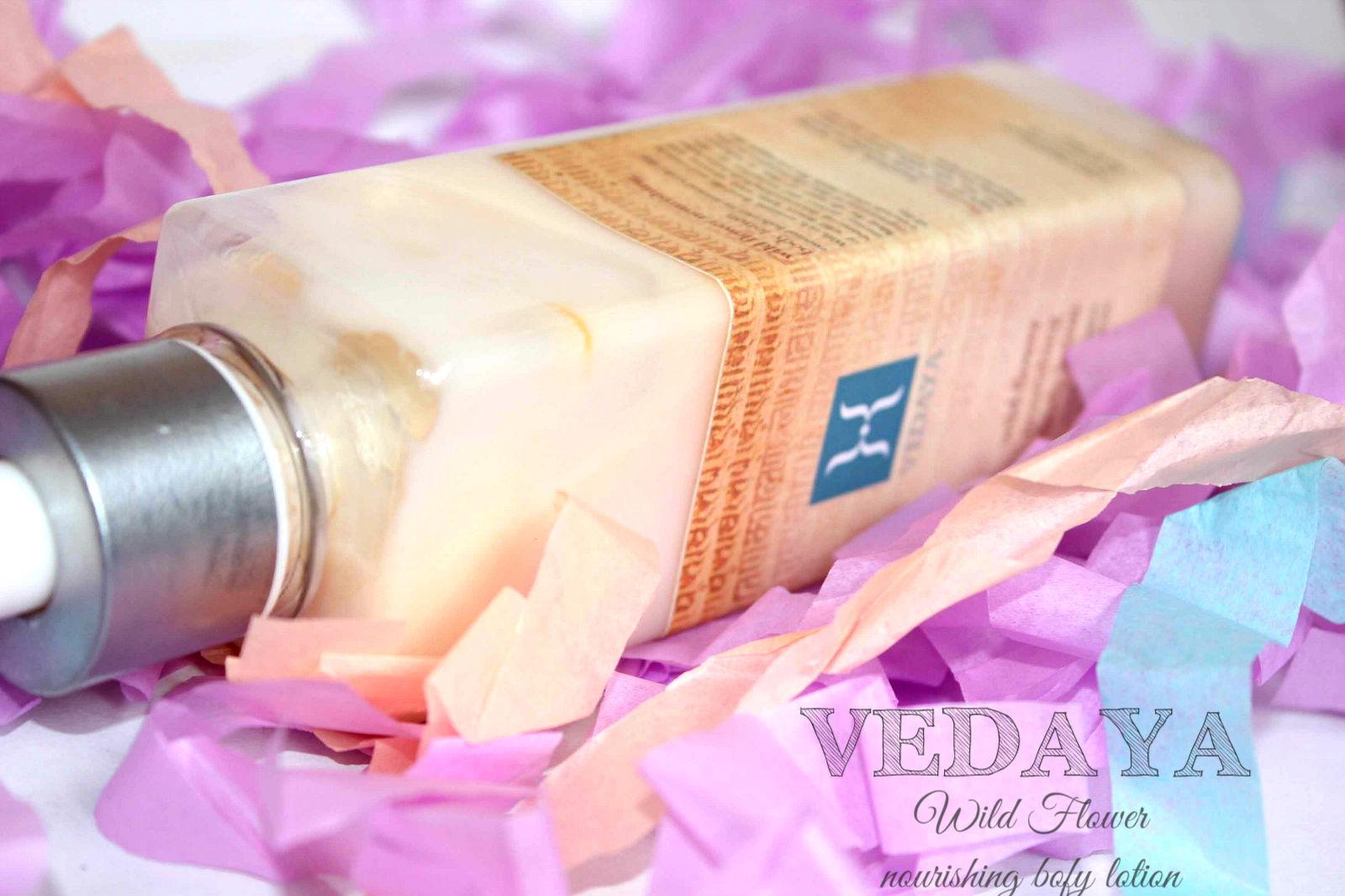 Отзыв: Красота по-индийски. «Полевые цветы» Питательный лосьон для тела.  Vedaya Wild Flower Nourishing Body Lotion.