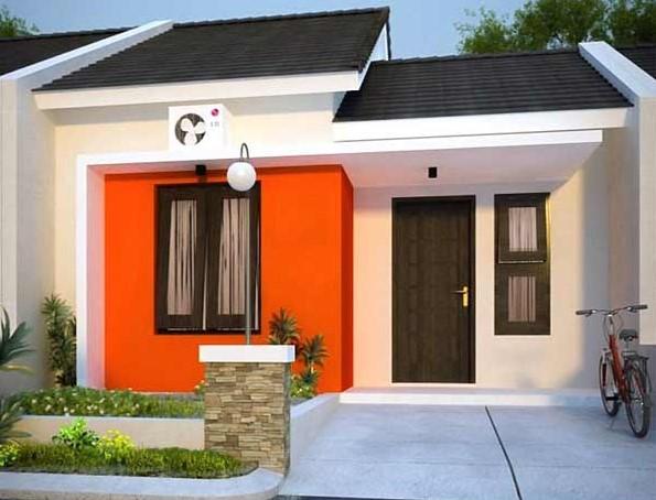 28 Warna Cat Rumah Bagian Luar yang Bagus dan Modern ...