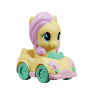 MLP Playskool Friends My Little Pony Fluttershy Figure and Car