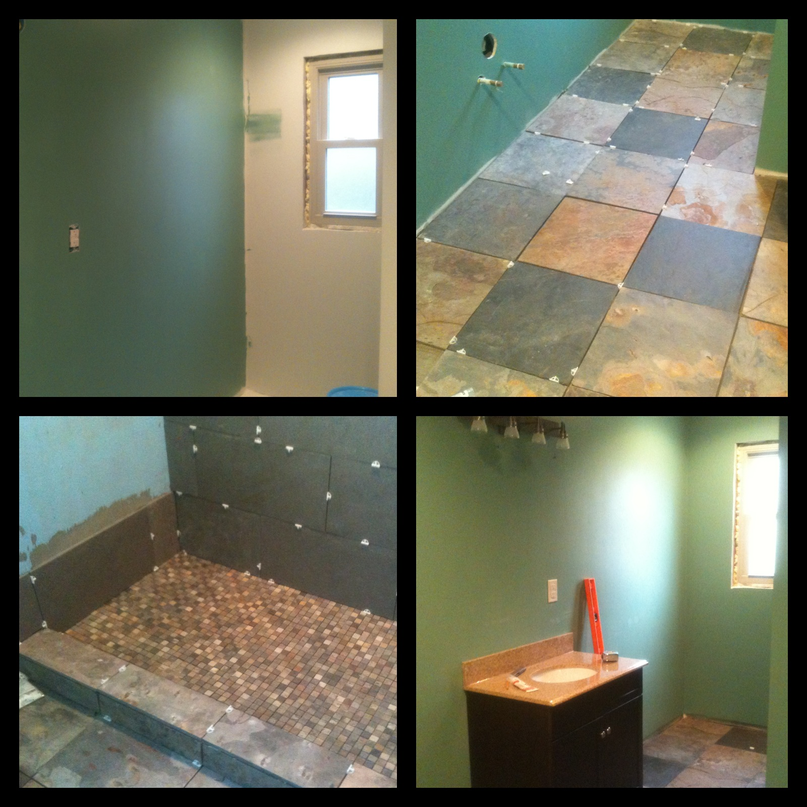 Diy Bathroom Remodel Casual Cottage