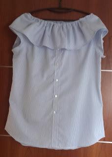 jak uszyć sukienkę na lato ze starej męskiej koszuli