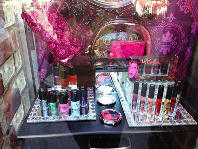 Beautifully Disney: A New Makeup Line from Disney Parks!
