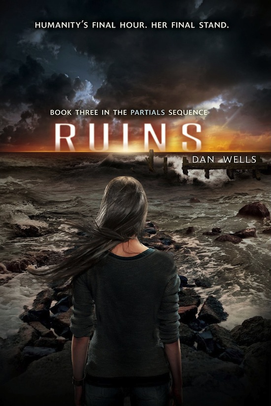 cover Ruins Dan Wells